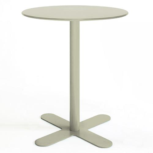 La rochelle aluminium round dining table jb commercial contract furniture - Table jardin aluminium la rochelle ...