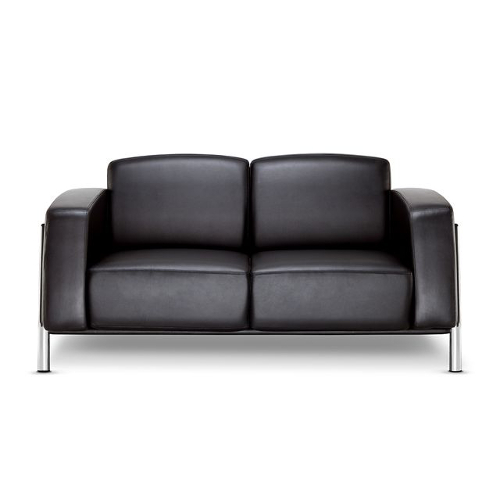 berlin leather two seater sofa jb commercial contract furniture. Black Bedroom Furniture Sets. Home Design Ideas