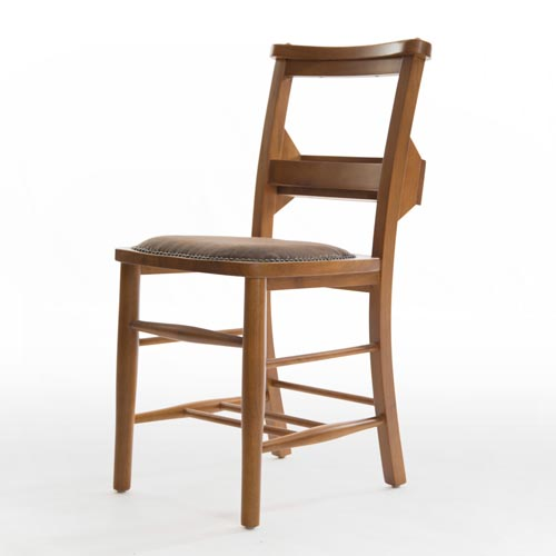 Abbey Dining Chair with Optional Seat Pad   JB Commercial ...