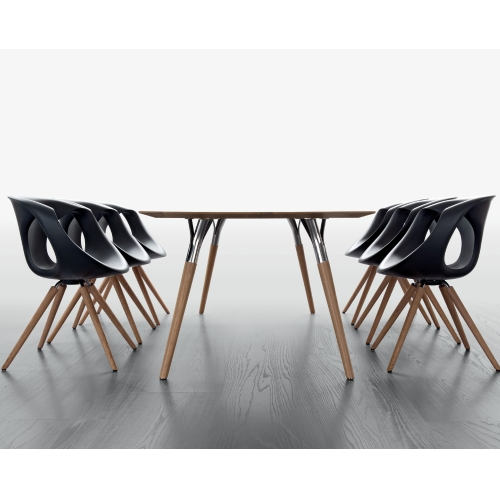 Milan Rectangle Dining Table | JB Commercial & Contract ...